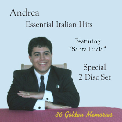 Essential Italian Hits (Special 2 Disc Set)